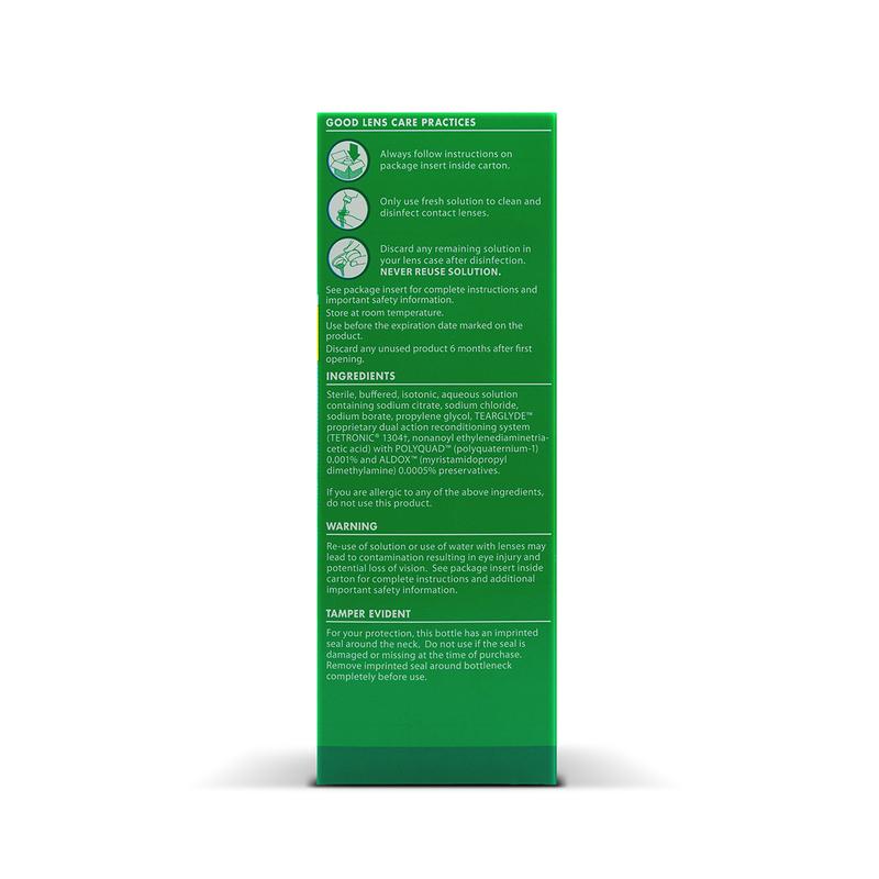 Alcon Opti-Free® RepleniSH® Multi-Purpose Disinfecting Solution 300mL X2 bottles + Tester 60mL