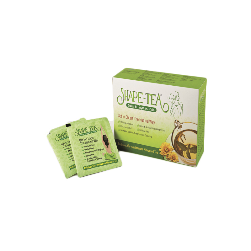 Shape-Tea  Detox & Shape In Style Tea (Chrysanthemum) 25s