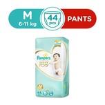 Pampers Silk Pants M, 44pcs