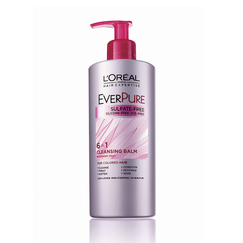 L'Oreal Hair Expertise EverPure 6 in 1 Cleansing Balm Rosemary Mint