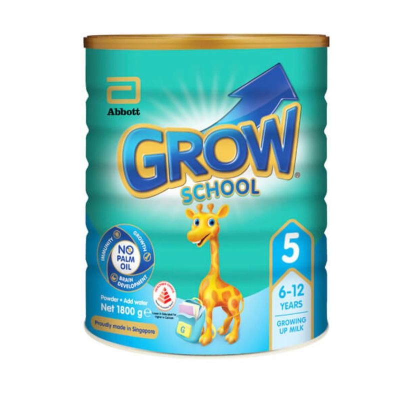 Grow School Stage 5 (6-12Y), 1.8kg