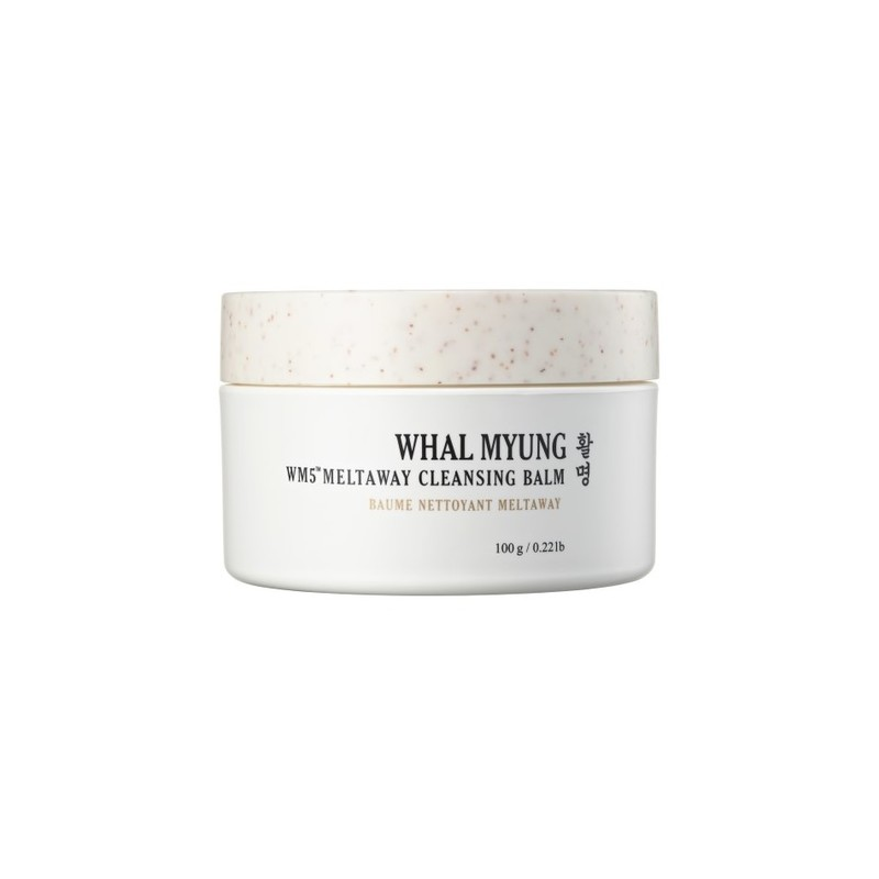 Whal Myung Meltaway Cleansing Balm, 100g