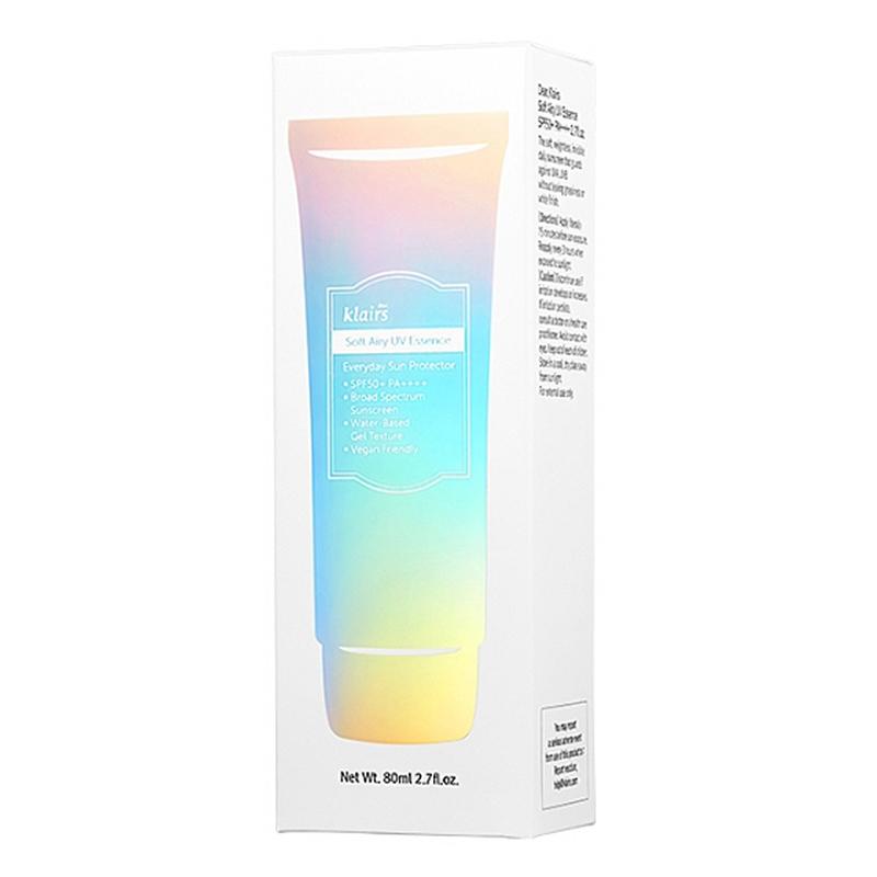 Dear, Klairs Soft Airy UV Essence, 80ml
