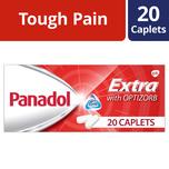 Panadol Extra, 20 caplets