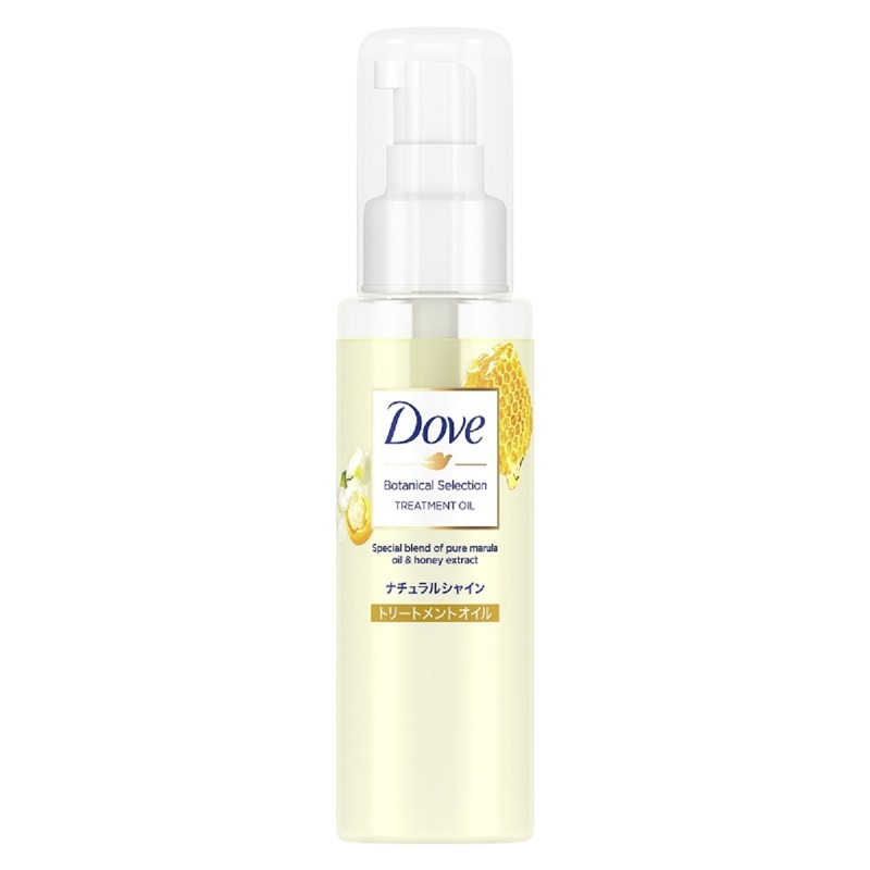 Dove Botanical Selection Natural Shine Treatment Oil 100mL