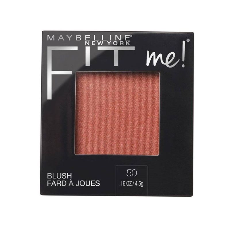 Maybelline Fit Me Mono Blush Wine 50 4.5g