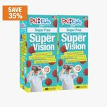 PNKids Super Vision Sugar Free Gummies Twin Pack