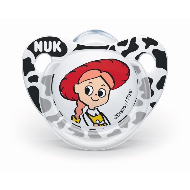 Nuk Toy Story Sil Soother 6-18 2pcs