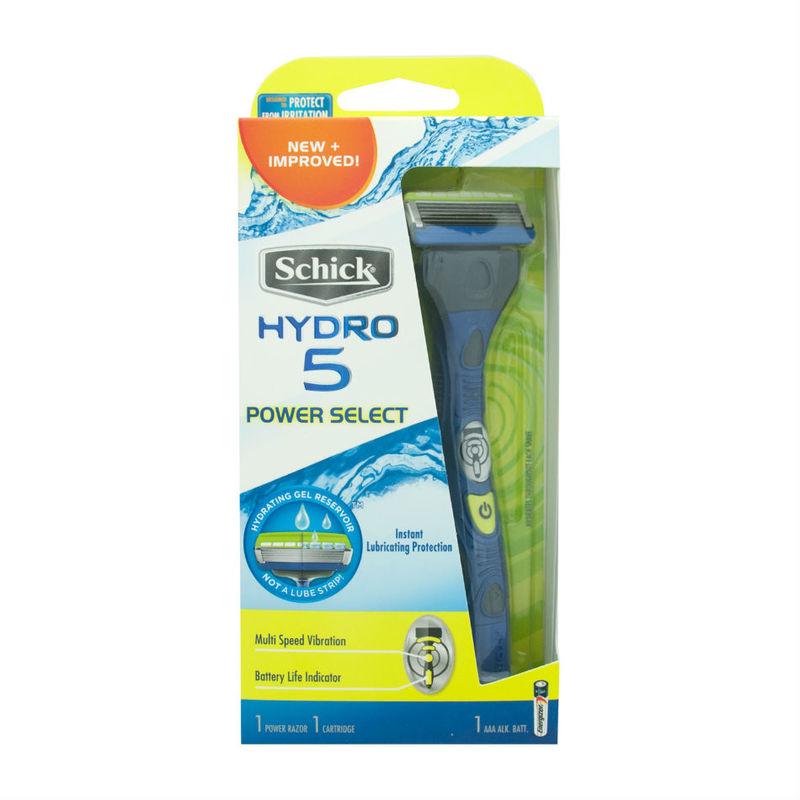 Schick Hydro 5 Power Select 1Set