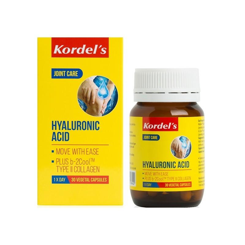 Kordel's Hyaluronic Acid 30s