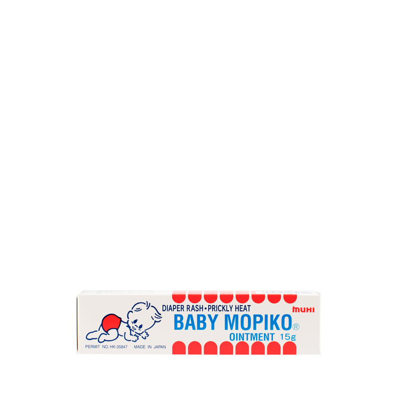 Mopiko Baby Prickly Heat Ointm 15g
