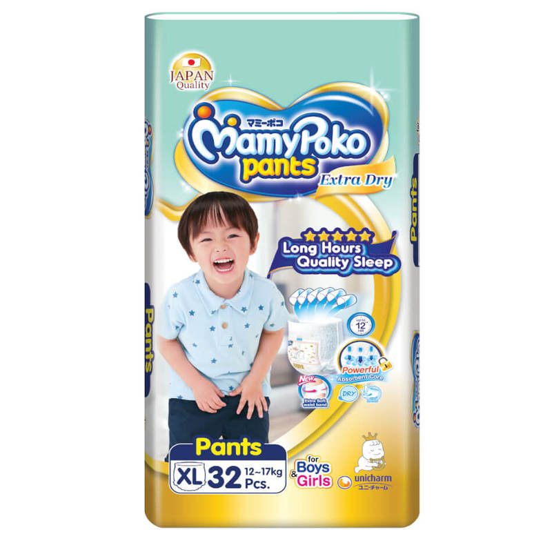 Mamy Poko Extra Dry Pants XL32