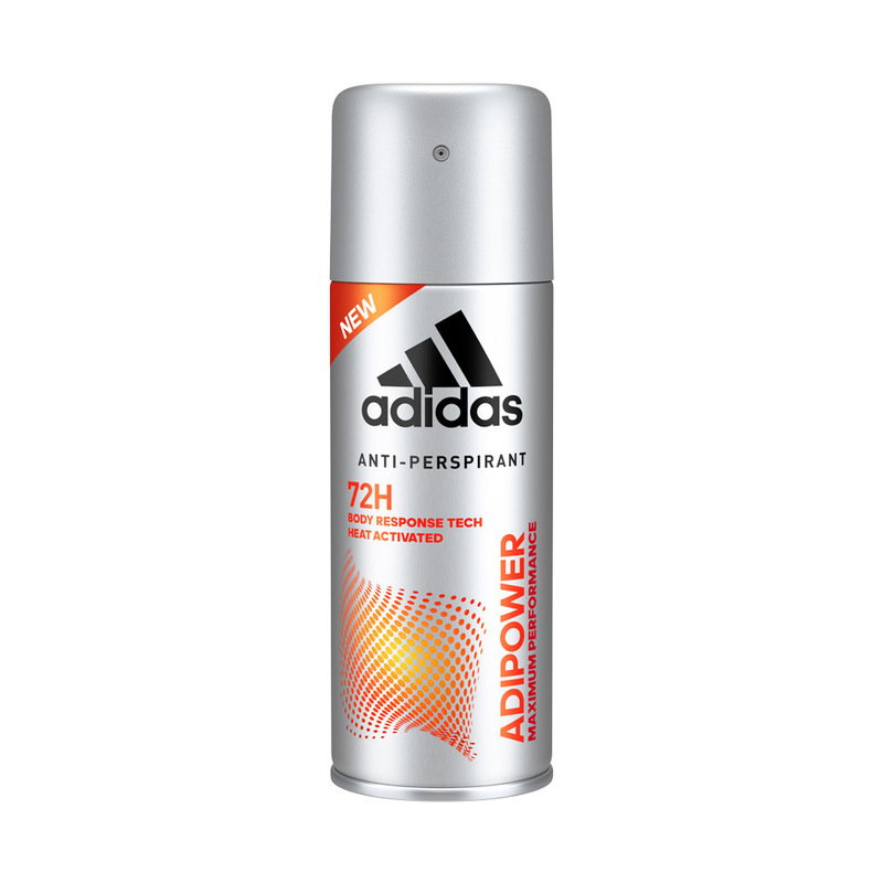 Adidas Male Adipower Anti-Perspirant Spray, 150ml