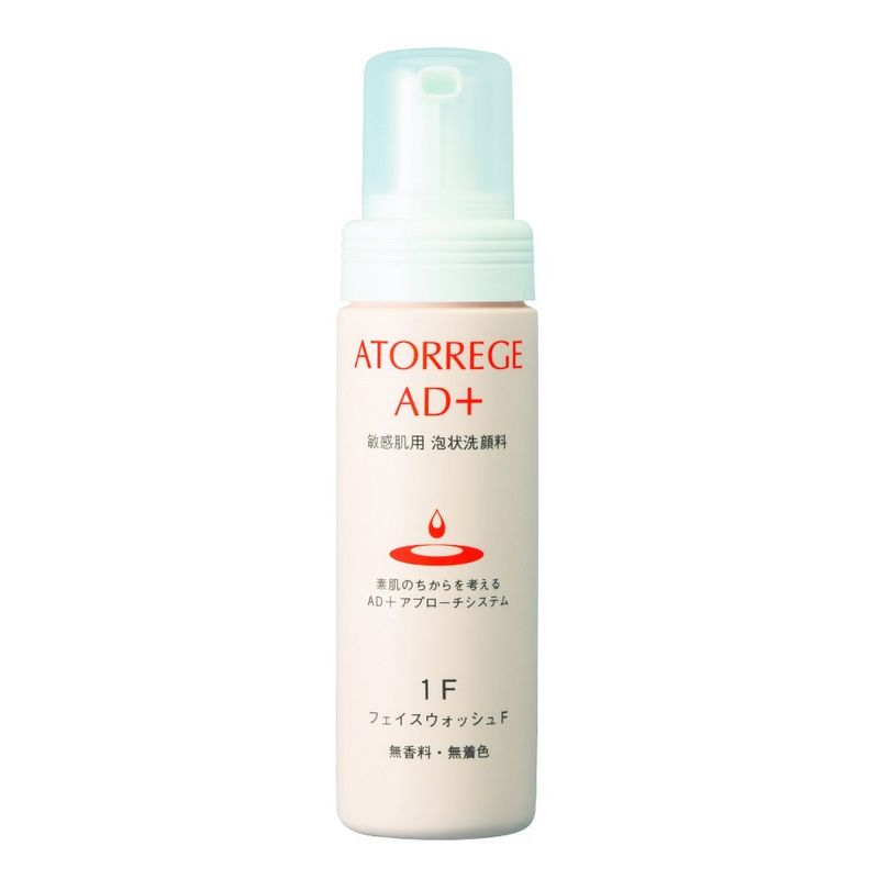 Atorrege AD+ Face Wash Foam, 150ml