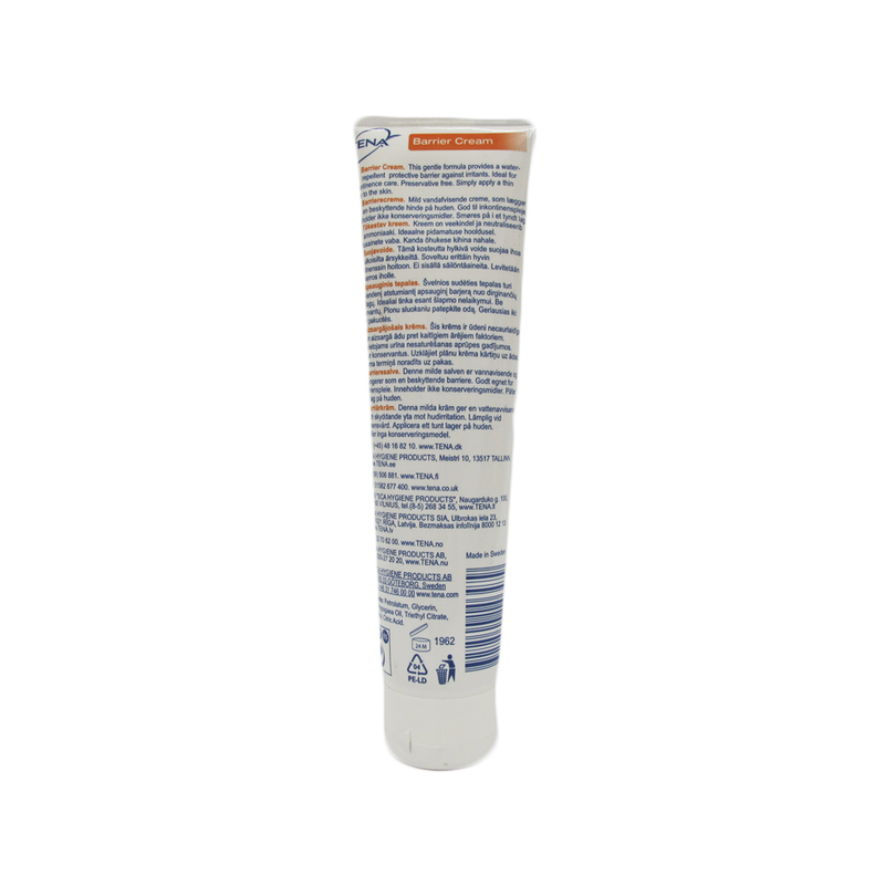 Tena Barrier Cream, 150ml