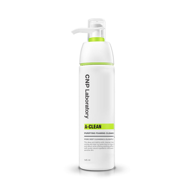 CNP Laboratory A-Clean Purifying Foaming Cleanser 145ml