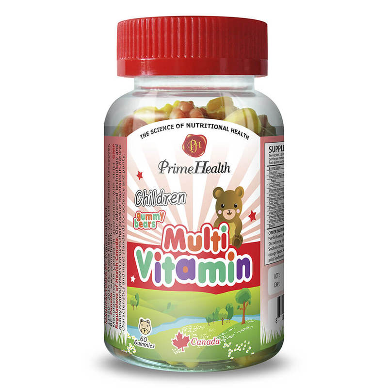 Prime Health Children Multivitamin, 60pcs