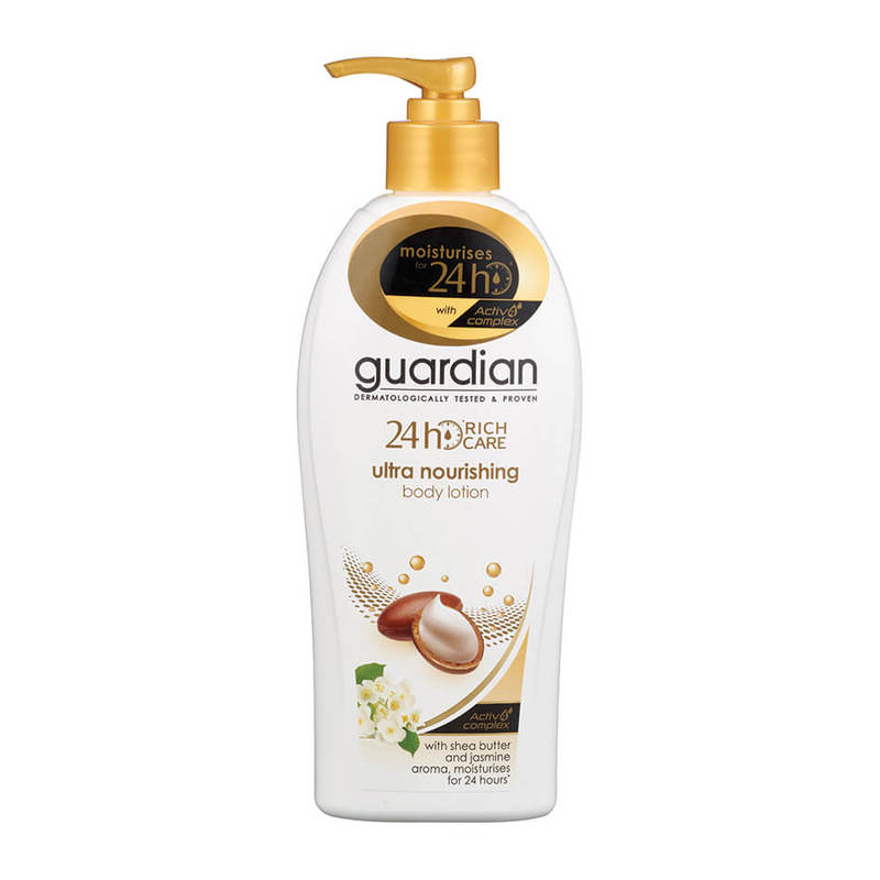 Guardian 24 Hour Rich Care Body Lotion Ultra Nourishing, 400ml