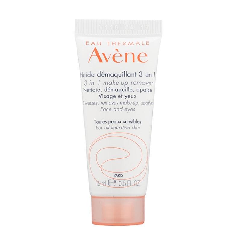 Avene 3in1 Make-Up Remover 15ml -F