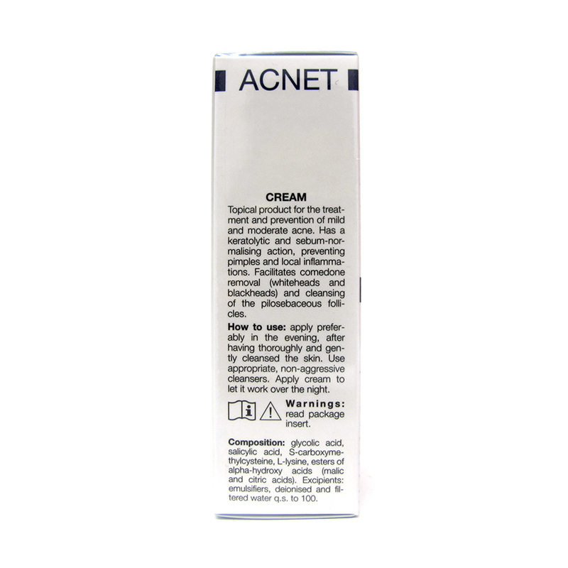 Bionike Acnet Cream Treatment
