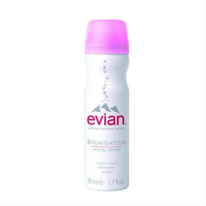 Evian Mineral Water Spray, 50ml