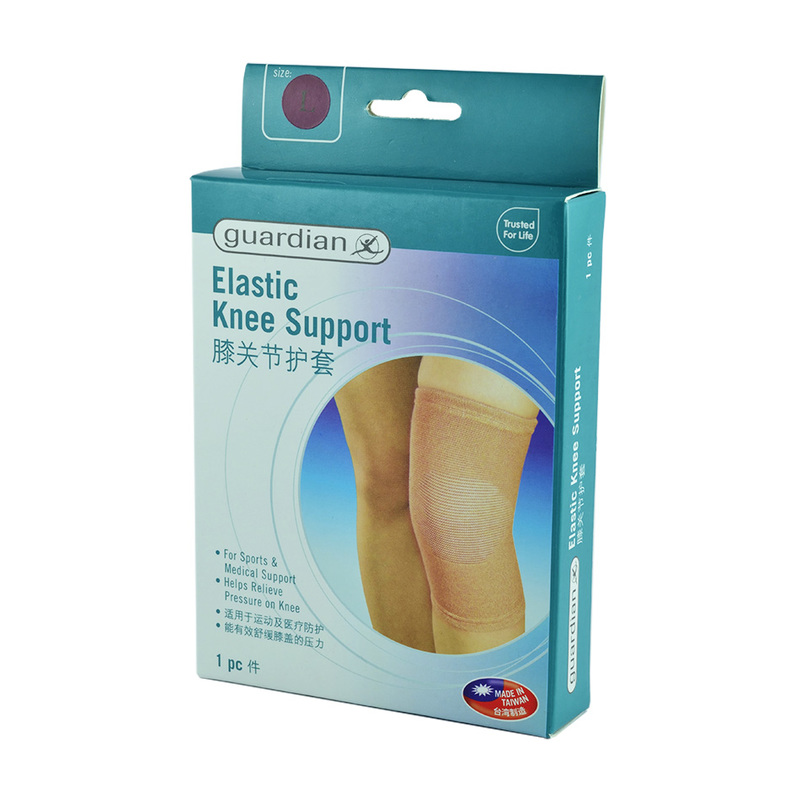 Guardian Elastic Knee Support L