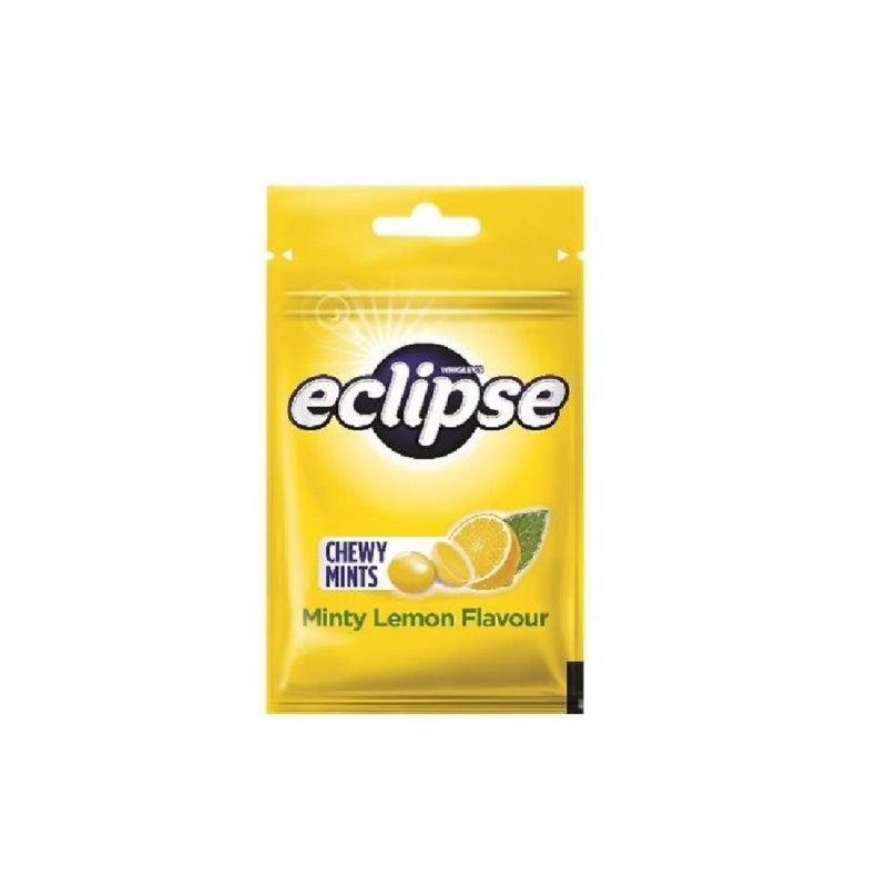Eclipse Chewy Mints Lemon 45g