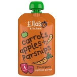 Ella's Kitchen Carrots Apples Parsnips 120g
