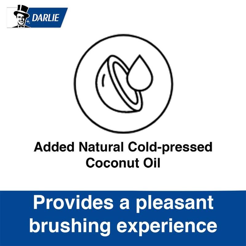 Darlie All Shiny White Baking Soda Whitening Toothpaste 3x140g