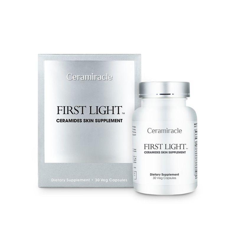 Ceramiracle First Light Ceramides Skin Supplement, 30 capsules