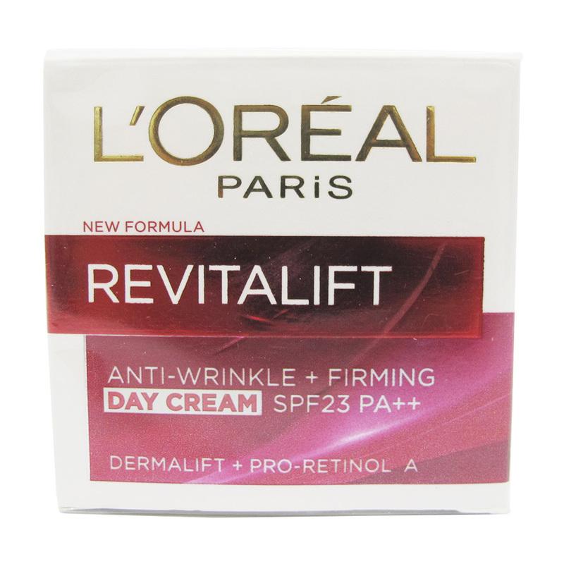 Dermo-Expertise L'Oreal Revitalift Dermalift Day Cream SPF 23, 50ml