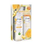 Dove Botanical Natural Shine Shampoo + Conditioner Pack 500g + 500g