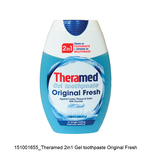 Theramed 2 In 1 Cool Mint Toothpaste, 75ml