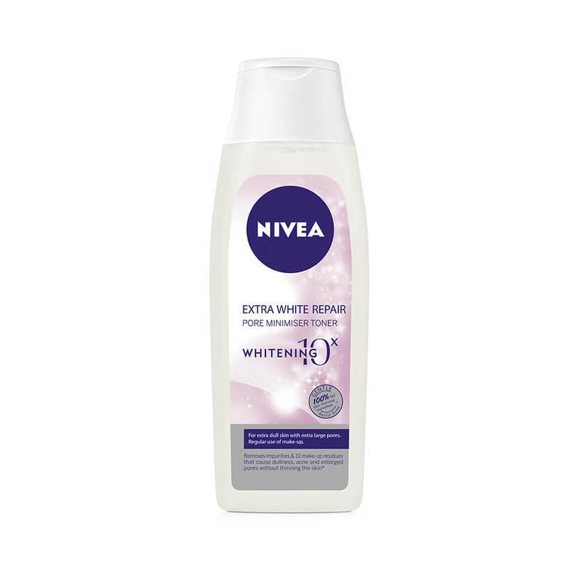 Nivea Extra White Pore Minimiser Toner, 200ml