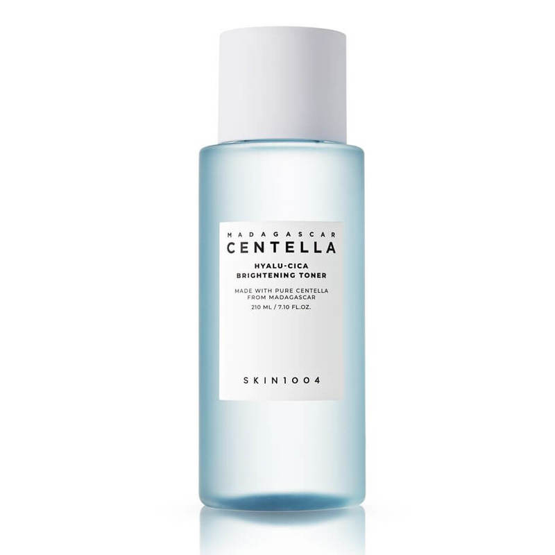 Skin1004 Madagascar Centella Hyalu-Cica Brightening Toner 210ml