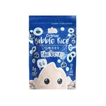 Baby Basic Organic Bubble Rice - Blueberry (38g)