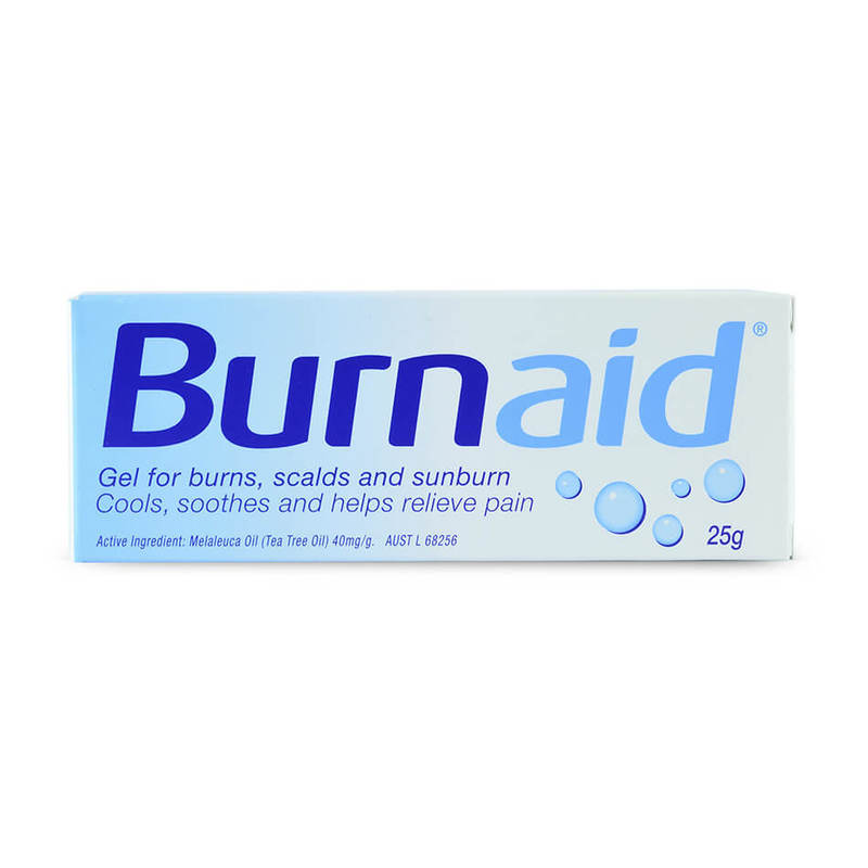 Burnaid Gel, 25g