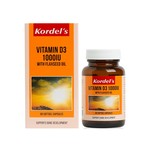 KORDELS vitamin d3 1000 iu 90s