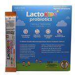 Lactomin Lactokids + Probiotics with added Colostrum, Calcium, Vitamins & Prebiotics, 60 sachets