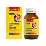 Kordel's Hi-Glucosamine + Curcumin 60s