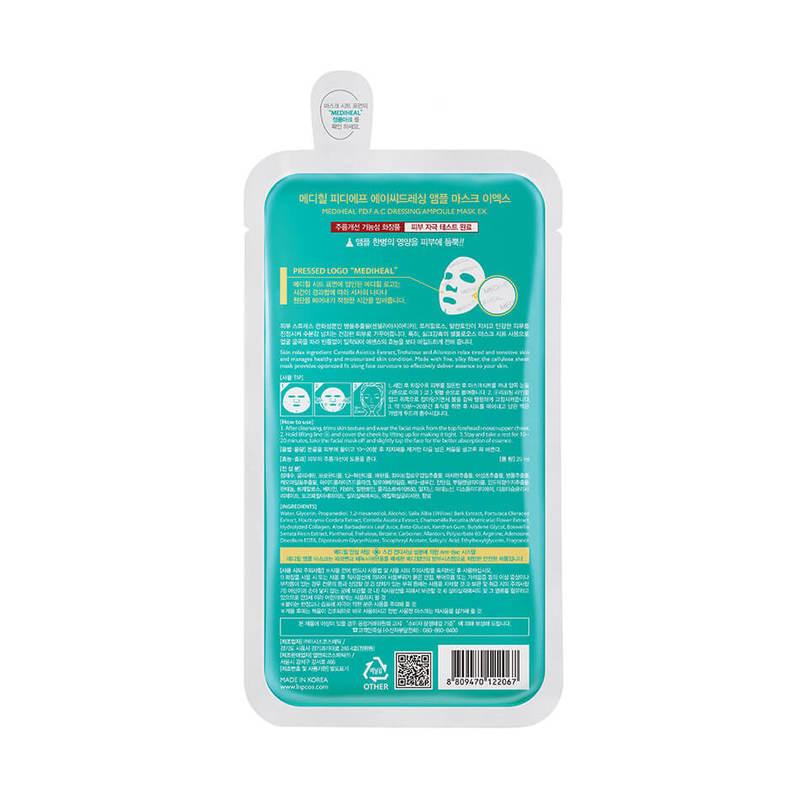 Mediheal PDF AC Dressing Ampoule Mask Sheet