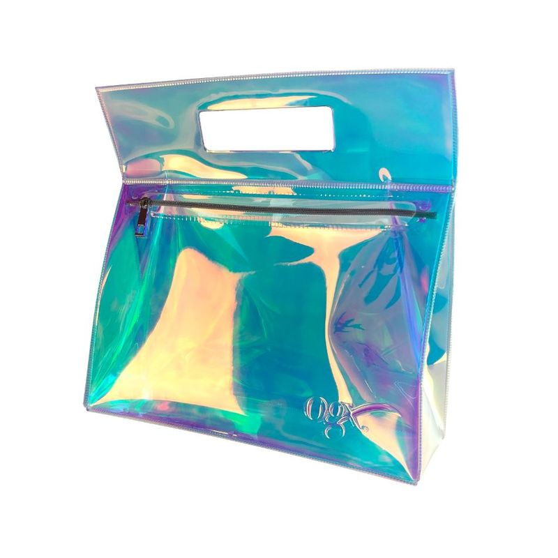 Holographic Pouch worth $19.90 Free Gift