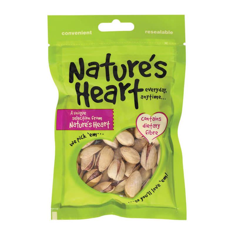 Nature's Heart Pistachio, 70g