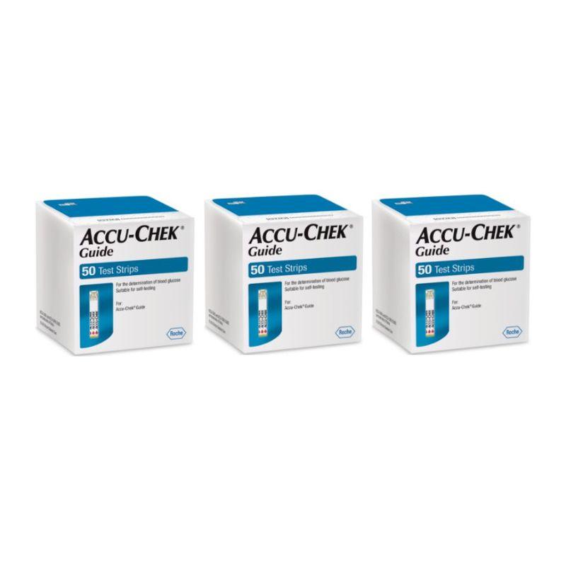Accu-Chek Guide Test Strip 3x50S