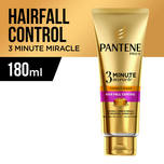 Pantene Hair Fall Control 3 Minute Miracle Conditioner, 180ml