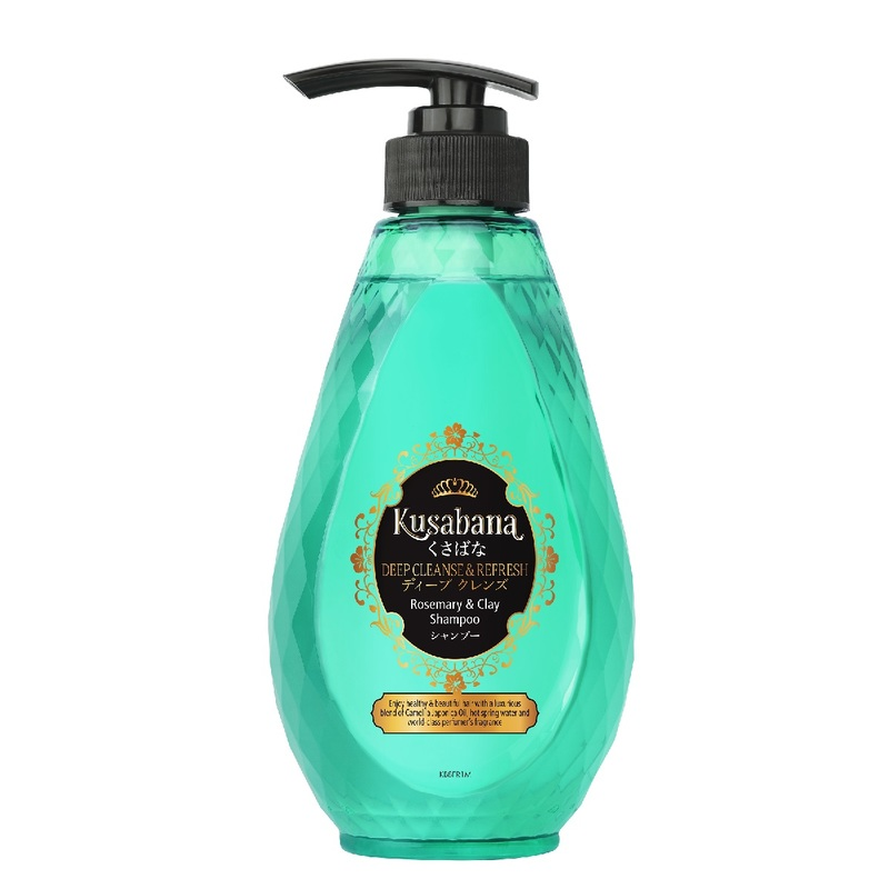 Kusabana Deep Clean & Refresh Shampoo 490mL