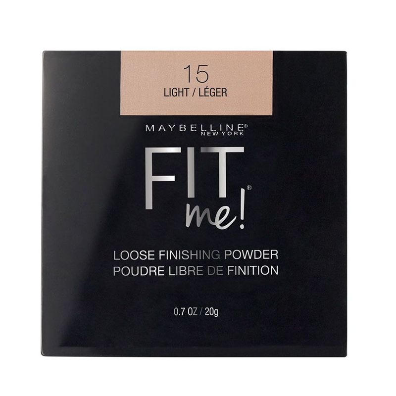 Maybelline Fit Me Loose Powder Light 15 20g