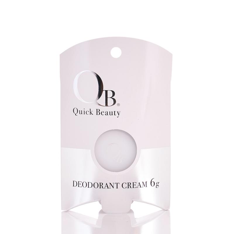 Quick Beauty QB Deodorant Cream 6g