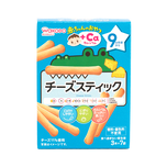 Wakodo  Cheese Biscuit Sticks (9M+) 50.4g