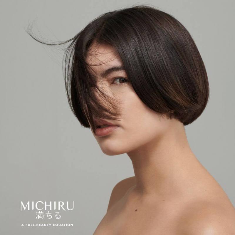 Michiru Anti-Hair Loss Oily Scalp Shampoo 180g